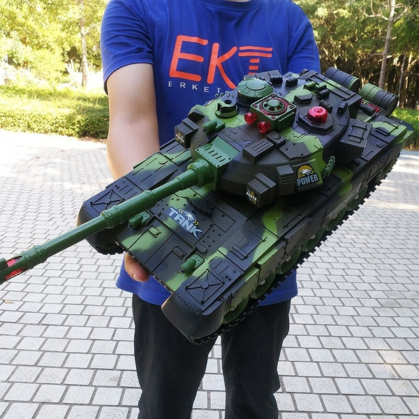 Toy, remotecontroltank, tankcarmodel, Gifts