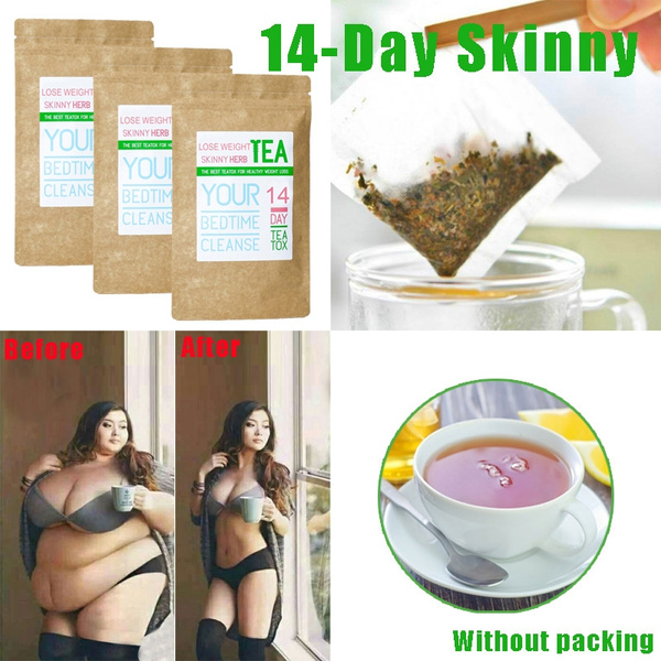 Pure Tea Skinny Tea Gentle Diet Detox Tea Teatox And Appetite Suppressant Reduce Bloating And Constipation For Weight Loss 100 Natural Body