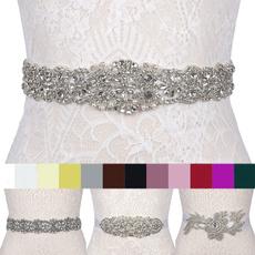 Fashion, weedingsash, Dress, bridal accessories
