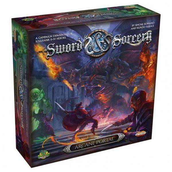 Sword Aregrpr102 Sorcery Ares Portal Game Games Arcane FJcTKl1
