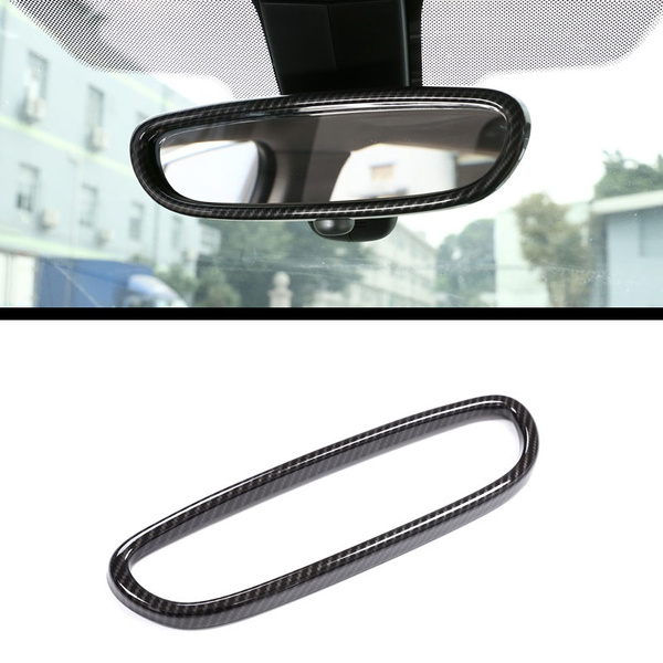 Rearview Back Side Mirror Cover For BMW X1 F48 2016 Chrom ABS Style Trim Parts