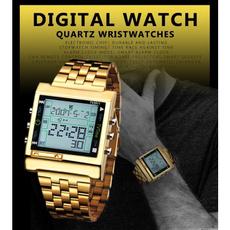 quartz, Remote, Waterproof Watch, menmilitarywatch