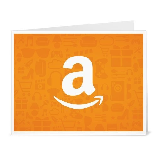 photo relating to Amazon Printable Gift Card named Amazon Present Card - Print - Generic Icons