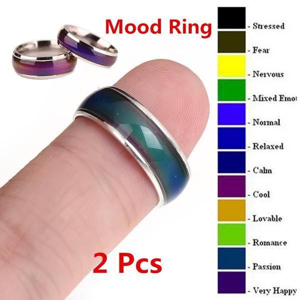 mood ring color meaning? Buy it,Creative Mood Ring Color ...