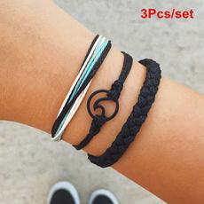 bohemia, Rope, rope bracelet, Anklets
