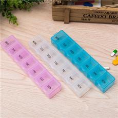 portablepillcase, Box, pillbox, pillcase