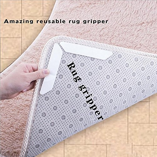 Curling And Non Slip Rug Gripper