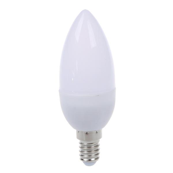 LED SMD vela foco 6 5630 blanco calido luz consumo bajo 3W E14 Bombilla lampara 4qjLR35A