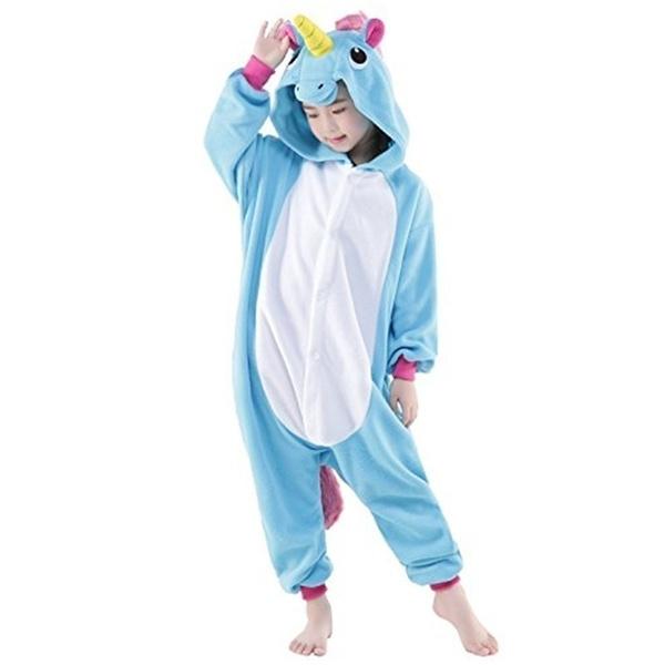 wish kids unicorn costume animal onesie pajamas children halloween gift pajamas sleeping wear animal onesies cosplay costume christmas gifts