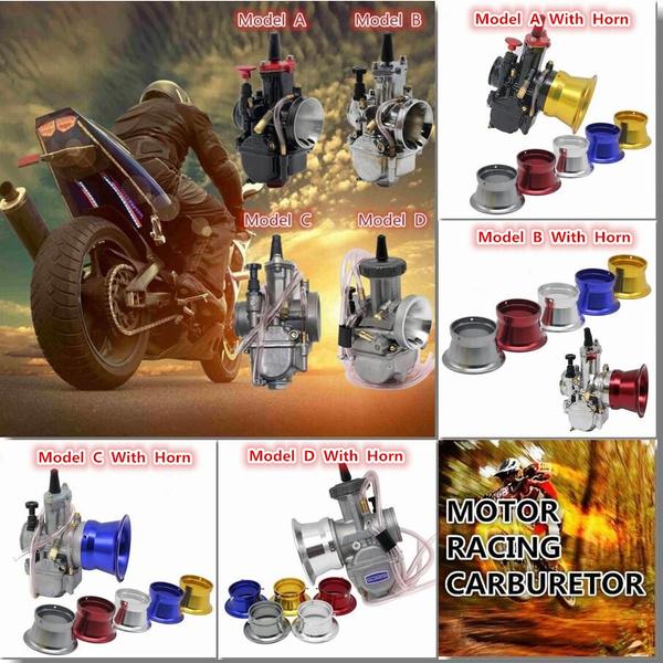 PWK/OKO/KOSO/KEIHIN 24mm,26mm 28mm 30mm 32mm 34mm,36mm,38mm,40mm Motorcycle  Racing Carburetor Scooter Carburetor Atv Carburetor Dirtbike