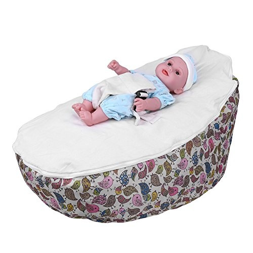 Tremendous Newborn Baby Bean Bag Chair Lounger Sleeping Bed Children Nursery Portable Seat Without Filling Gmtry Best Dining Table And Chair Ideas Images Gmtryco