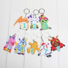 digitalmonsterkeyring, Jewelry, digimonbattle, japanesecosplay