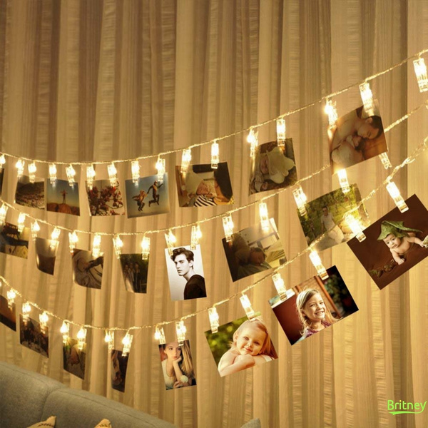 ledcliplight, led, Christmas, homedecorlight