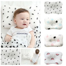 Head, cottonpillow, babysleepingpillow, babypillowforflathead