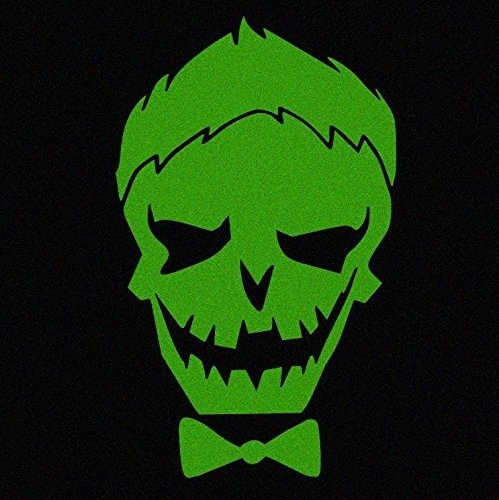 Suicide Squad Inspired Vinyl Decal Sticker Car