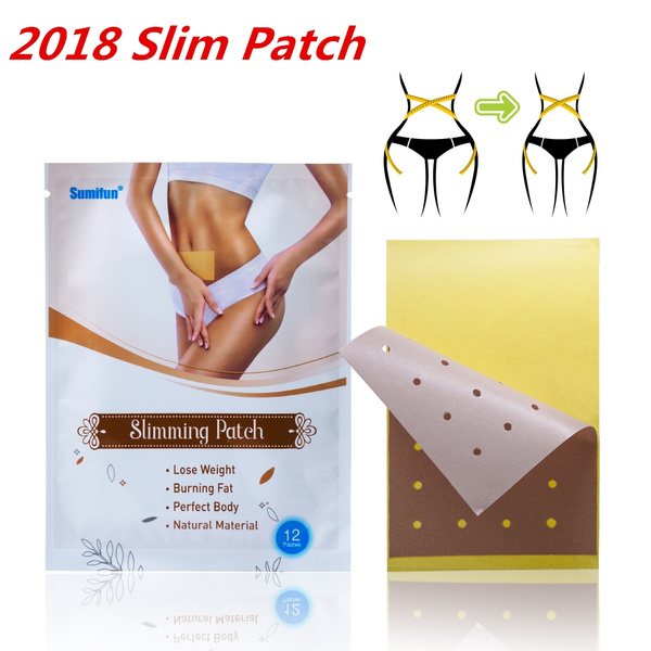 Weight Loss Paste Navel Slim Patch Health Slimming Patch Slimming Diet Products Detox Adhesive Slim Patch Fat Burning Patches