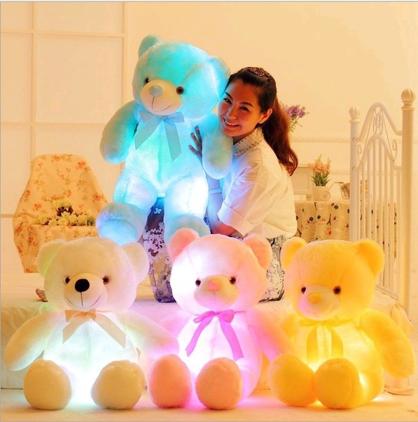 cute, led, Colorful, doll