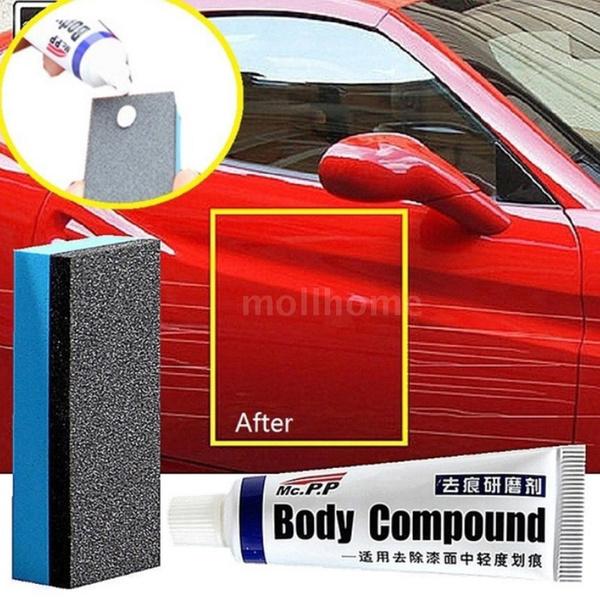 Car Scratch Repair Kits Auto Body Compound Polishing Grinding Paste Paint Care Set Practical Auto Accessories Paint Scratches Remover