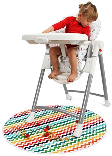 Wish | Kenley Baby Splat Mat For Under High Chair - Waterproof Washable Feeding Highchair Food Splash Spill Mats - Large Floor Table Protector Cover ...  sc 1 st  Wish & Wish | Kenley Baby Splat Mat For Under High Chair - Waterproof ...
