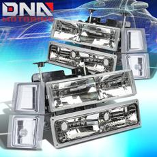 Body, exhaust, lights, Automotive