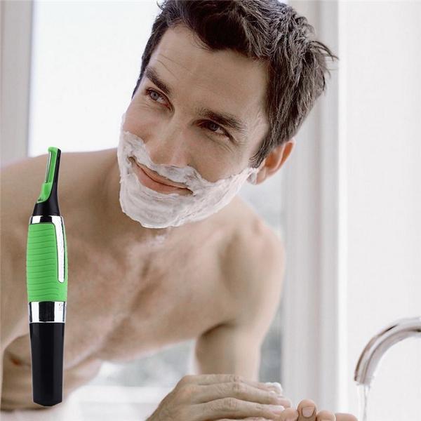 Multifunctional Nose Hair Trimmer Men Eyebrow Ear Hair Removal