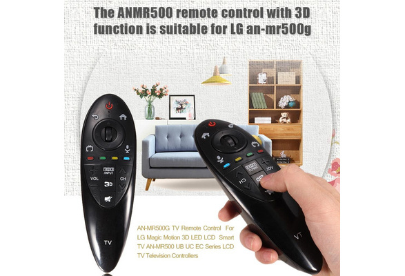 AN-MR500G TV Remote Control For LG Magic Motion 3D LED LCD Smart TV  AN-MR500 UB UC EC Series LCD TV Television Controllers