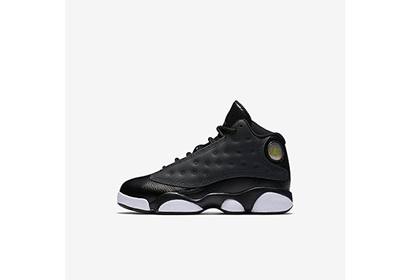info for 87580 fcd69 Jordan 13 Retro Preschool Little Kids Shoes Black Anthracite Hyper Pink  439669-009 (2.5 M US)   Wish