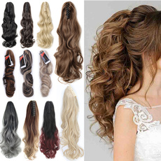 ponytailextension, Extension, Hair Extensions, halloween wig