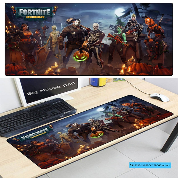 Fortnite Mouse Mat Custom High Quality Non-Slip and Durable Computer and  Laptop Mouse Pad 35 43 X 15 74 In