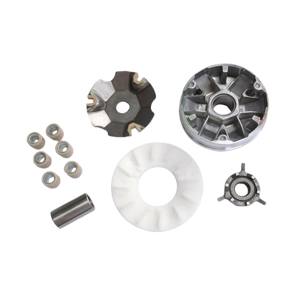 Loviver Variator Front Clutch Weights Set For Gy6 139qma 139qmb 49cc 50cc Scooters Wish