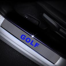 cardoorsill, autoaufkleber, Door, carbon fiber
