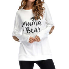 letter print, Plus Size, mamabear, Gifts