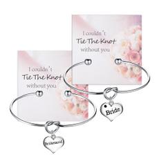 bridesmaidcharmbracelet, bridesmaidbracelet, bridetobebracelet, Gifts
