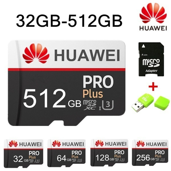 New HUAWEI Original Micro SD Card Class10 TF Card32gb 64gb 128gb 256gb  512gb High Speed Memory Card