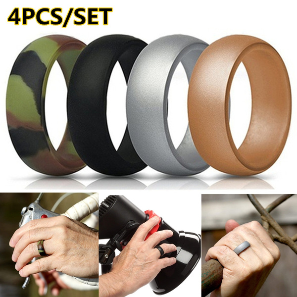 Silicone Wedding Rings Wish