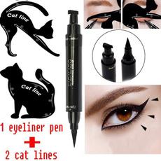 blackeyeliner, Eye Shadow, Makeup, eye