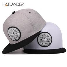 mujere, para, sombrero, Cap