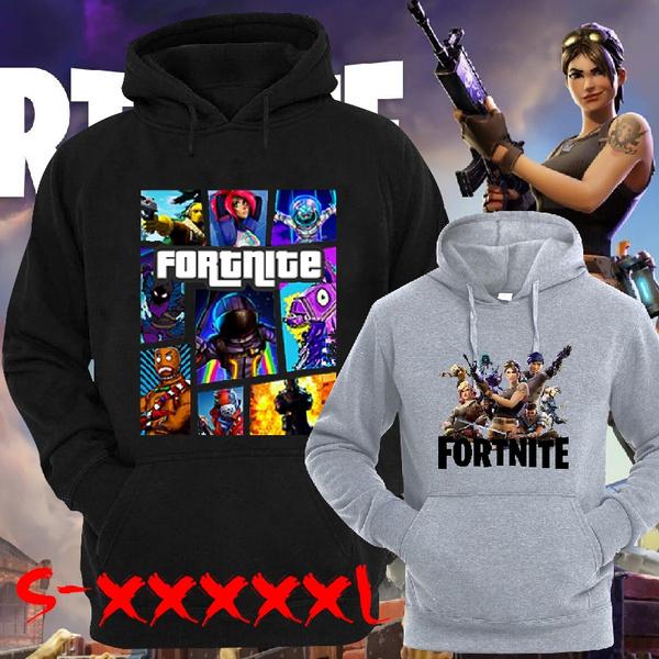 Fortnite Hoodie Womenmen Battle Royale Funny Hoodies Couple Hoodies Hooded Sweatshirt Winter Autumn Gamer Streetwear Ninja Streetwear