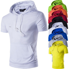 Summer, polo men, Polo Shirts, Sleeve