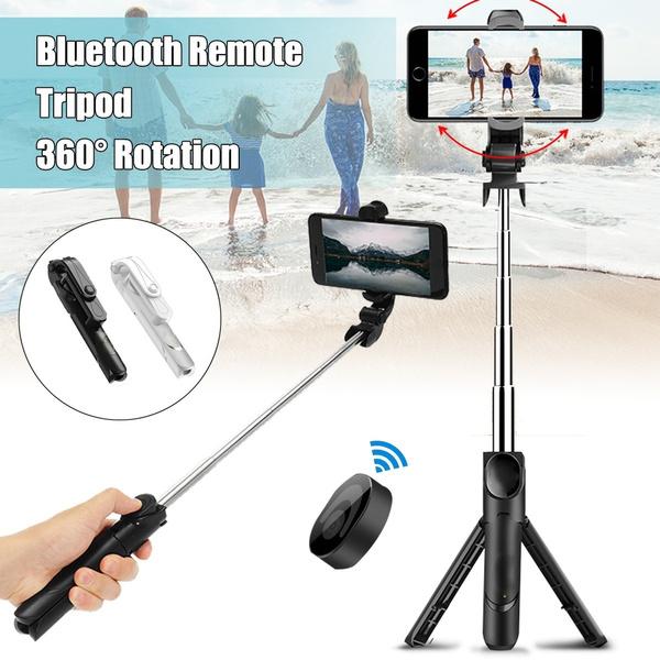 Portable 7 5-26 8 Extendable Bluetooth Selfie Stick Phone Holder Wireless  Remote Shutter Monopod for Smartphone