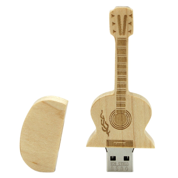 Wish | Cle USB, USB 2 0 memoire en bois, Baton de memoire