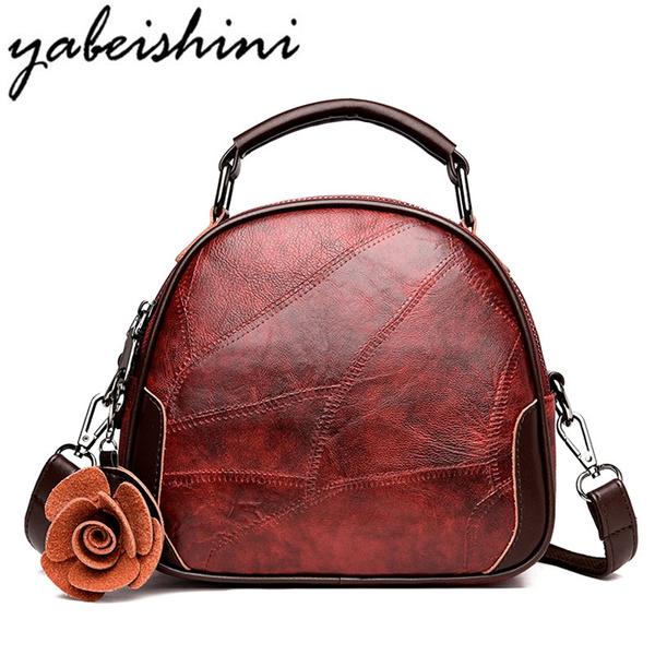 Fashion Female/'s Girl PU Backpack Shoulder Handbags Travel School Small Mimi Bag