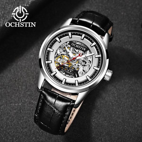 nuovo concetto e0a53 2fa93 Ochstin Luxury Brand Fashion Orologi Meccanici Automatici Orologi ...
