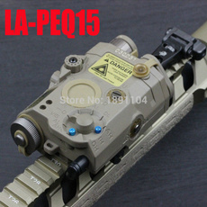 Flashlight, airsoft', led, Military