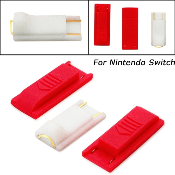 RCM Joy-Con Jig, RCM (Recovery Mode) Clip Crack Tools RCM Clip Short  Connector for Nintendo Switch