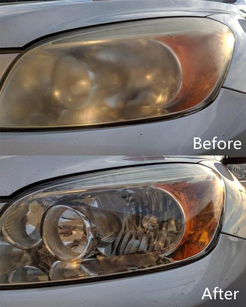 Wish Hgkj No 8 Auto Headlight Renovation Polishing Tool Car Lens