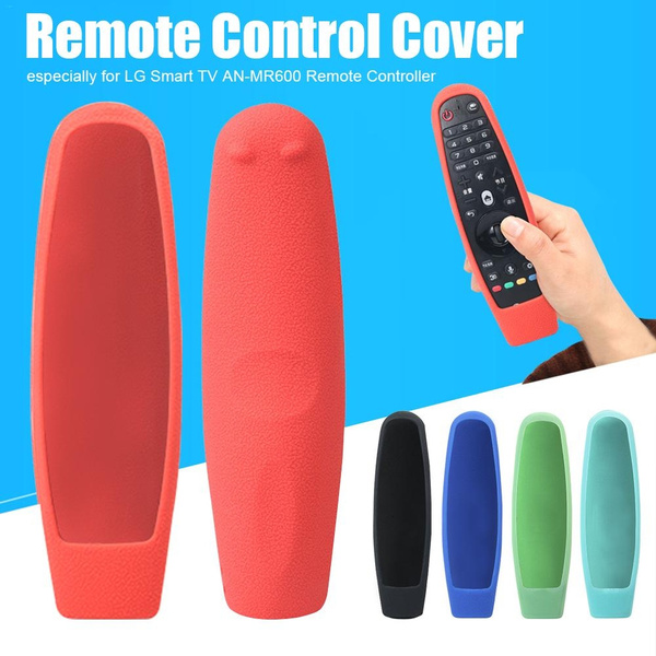 SIKAI Patent Silicone Case For LG Smart TV AN-MR600 Remote Control Cover  For LG AN-MR650 For LG OLED TV Magic Remote Voice Mate