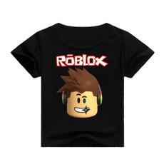 roblox, tshirtforboy, topsamptshirt, Cotton T Shirt