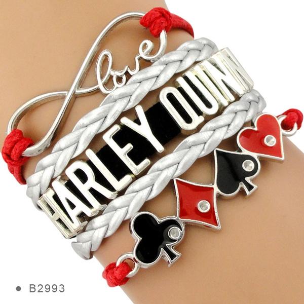 Poker, Fashion, infinitebracelet, Jewelry