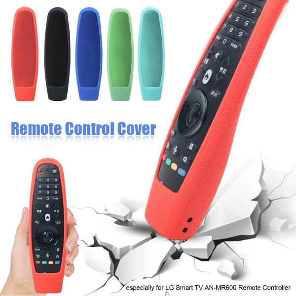 LG Smart TV AN-MR600 Remote Control Cover SIKAI Patent Silicone Case For LG  AN-MR650 For LG OLED TV Magic Remote Voice Mate